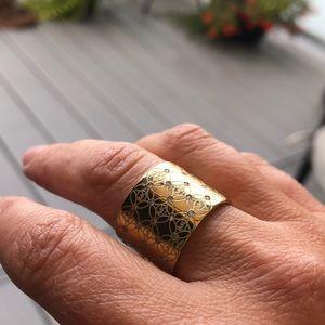 Michael Kors Gold Ring 7